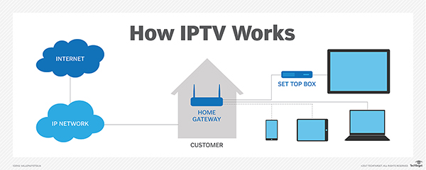 IPTV / DTH and DTH